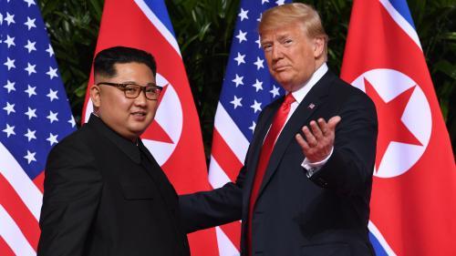 DIRECT. Une rencontre historique ! Regardez le sommet entre Donald Trump et Kim Jong-un à Singapour