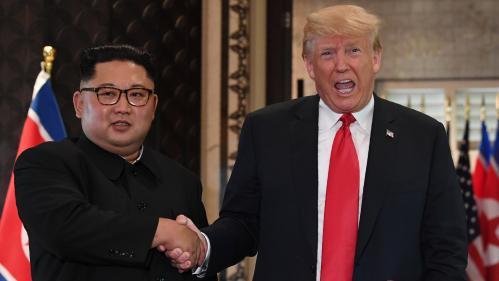 Sommet Trump-Kim : la Corée du Nord sortira-t-elle du nucléaire ? Nouvel Ordre Mondial, Nouvel Ordre Mondial Actualit�, Nouvel Ordre Mondial illuminati