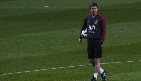 Foot : Julen Lopetegui, actuel sélectionneur de l'Espagne, remplacera Zinédine Zidane au Real Madrid après la Coupe du Monde