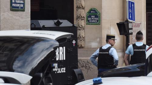 Ce que l'on sait (et ce que l'on ignore encore) de la prise d'otages dans le 10e arrondissement de Paris
