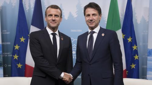 Migrants : si la France ne s'excuse pas, mieux vaut annuler la rencontre entre Macron et le président du Conseil italien, estime Salvini