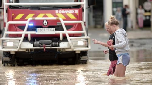 Six questions sur les risques d'inondations dus aux orages à répétition