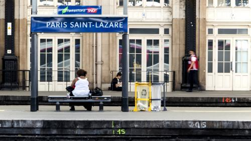 DIRECT. La circulation des trains totalement interrompue à Paris-Saint-Lazare en raison d'une panne de signalisation