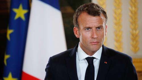 """VIDÉO. Pour Emmanuel Macron, """"on met trop de pognon"""" dans les aides sociales"""