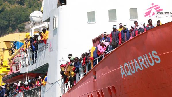 Aquarius : Espagne, nouvelle terre d'accueil?