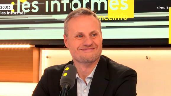 Jean-Sébastien Ferjou,& fondateur et directeur de la publication d\'atlantico.fr sur franceinfo, le 13 juin 2018.