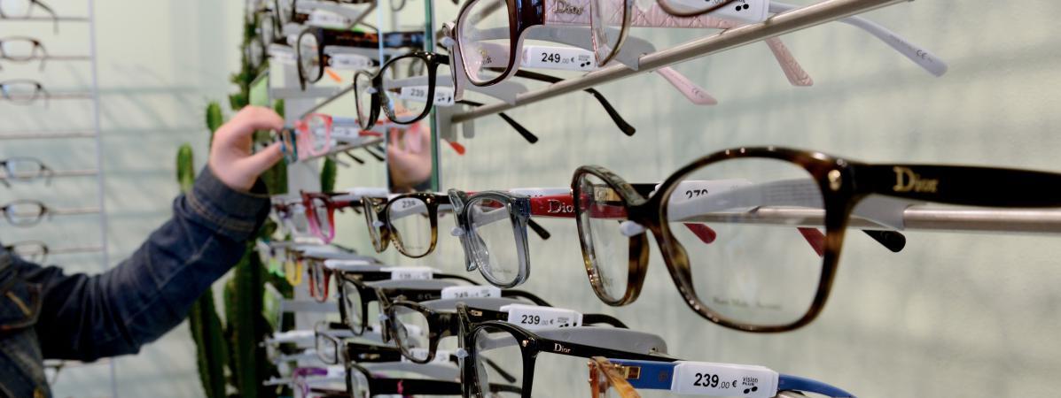 Le remboursement total des lunettes dès 2020 est