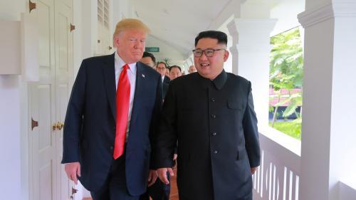 Kim Jong-un accepte l'invitation de Donald Trump de se rendre aux Etats-Unis, après leur sommet historique