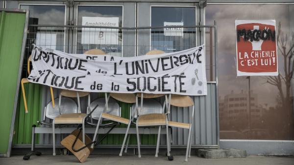 L'université de Nanterre débloquée dans le calme après deux mois d'occupation