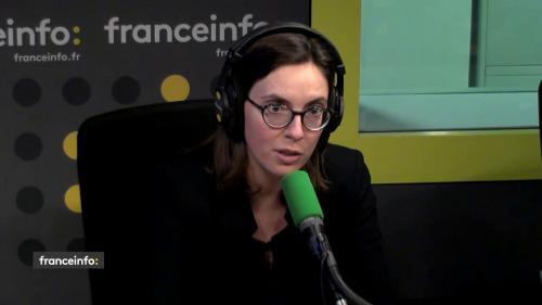 """""""Aquarius"""" : """"Depuis des années, l'Europe a fermé les yeux sur ce problème qui est collectif"""", estime la députée Amélie de Montchalin"""