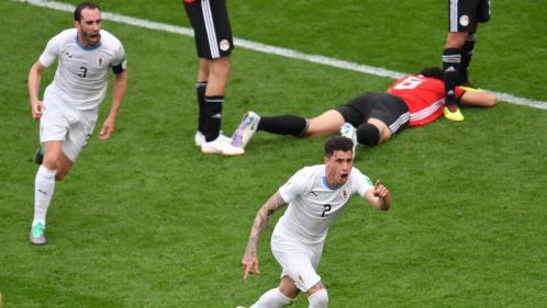 DIRECT. Coupe du monde 2018 : l'Uruguay fait craquer l'Egypte en fin de rencontre. Revivez le match