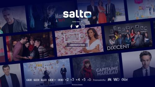 Six questions sur Salto, la plateforme de France Télévisions, TF1 et M6 pour contrer Netflix