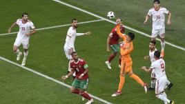 Football : quand un berger iranien devient gardien de but