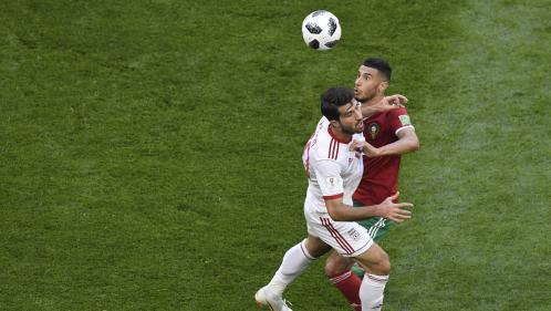 DIRECT. Coupe du monde 2018 : l'Iran se rebiffe, le Maroc muet. Suivez le 1er match du groupeB