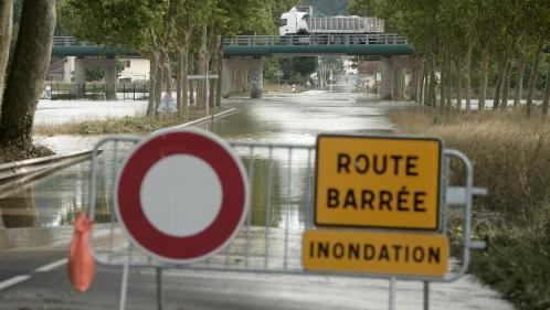 Inondations : sept départements toujours en vigilance orange