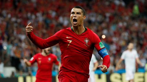 DIRECT. Coupe du monde 2018 : grand match de Ronaldo, dont le doublé permet au Portugal de mener 2-1 à la mi-temps contre l'Espagne