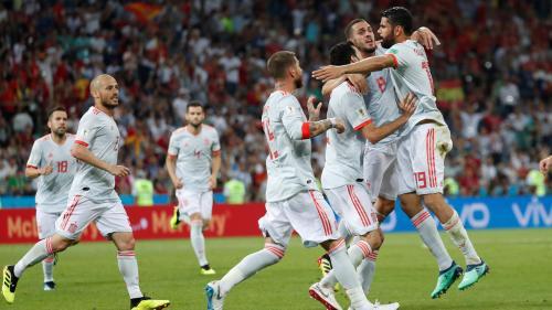 DIRECT. Coupe du monde 2018 : Diego Costa répond à Cristiano Ronaldo et l'Espagne prend l'avantage (3-2) dans un match fou contre le Portugal