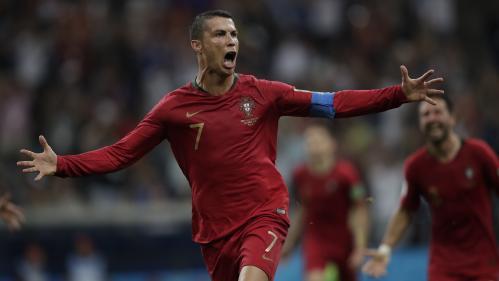 Coupe du monde 2018 : un triplé de Ronaldo, magistral, permet au Portugal d'arracher le nul contre l'Espagne (3-3). Revivez ce match fou