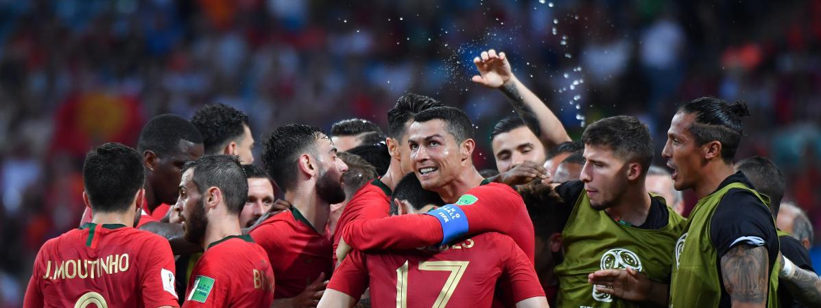 Coupe du monde 2018 le tripl de ronaldo les stades - Resultat coupe du portugal ...