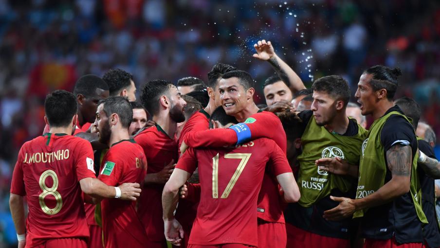 coupe du monde 2018   le tripl u00e9 de ronaldo  les stades  u00e0