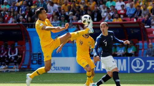 Ce qu'il faut retenir de la laborieuse victoire des Bleus face à l'Australie