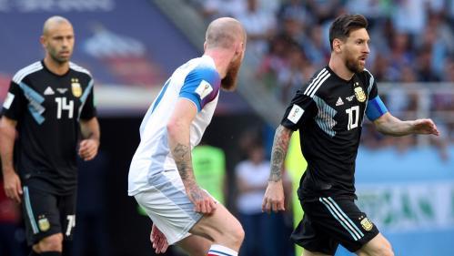 DIRECT. Coupe du monde : suivez Argentine-Islande minute par minute