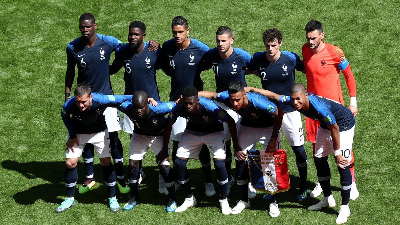 Direct coupe du monde 2018 les bleus bouillonnants d - Jeu de foot coupe du monde ...