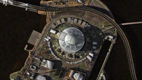 EN IMAGES. Coupe du monde 2018 : les douze stades russes vus de l'espace