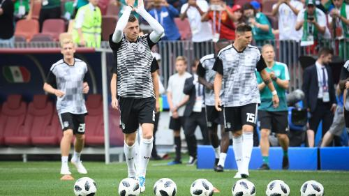 DIRECT. Coupe du monde : suivez Allemagne-Mexique minute par minute