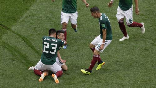 Coupe du monde 2018 : le Mexique terrasse l'Allemagne, la Suisse tient en échec le Brésil... Ce qu'il faut retenir de cette quatrième journée