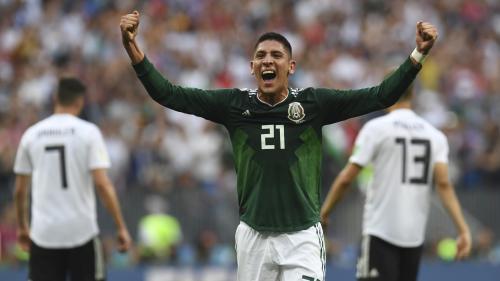 Coupe du monde 2018 : l'Allemagne, championne du monde, battue par le Mexique (0-1)