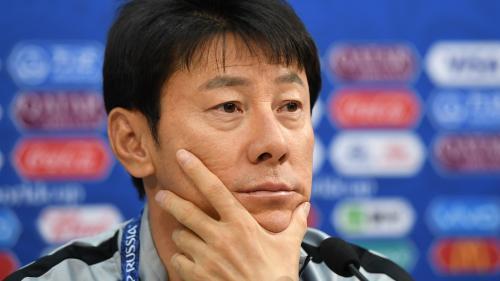 Le sélectionneur de la Corée du Sud fait porter de faux numéros à ses joueurs pour tromper les observateurs