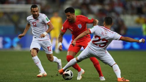 Coupe du monde 2018 : suivez en direct le match entre la Tunisie et l'Angleterre
