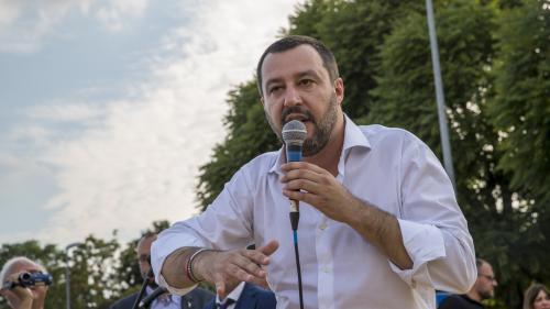 Italie : Matteo Salvini veut recenser les Roms avant d'éventuelles expulsions
