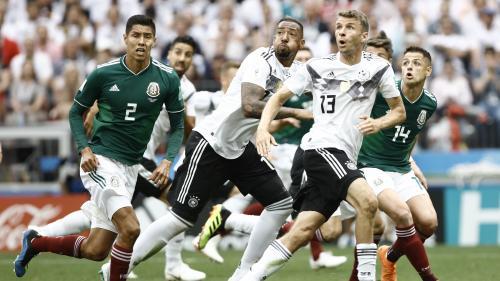 Un mini-séisme enregistré au Mexique après le but inscrit face à l'Allemagne