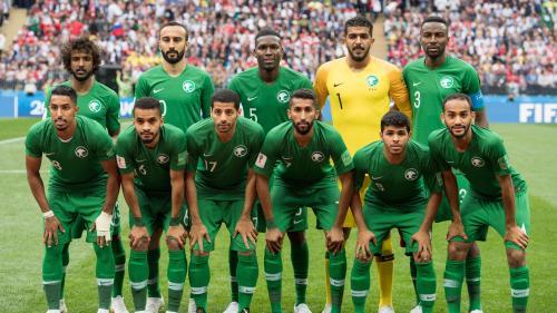 Coupe du monde 2018 : un incident technique et des flammes sur l'avion de l'Arabie saoudite
