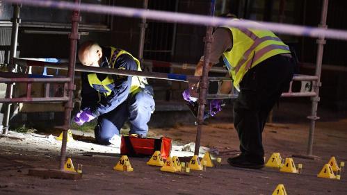 Suède : cinq personnes blessées dans une fusillade à Malmö