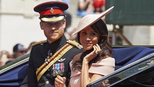 INFO FRANCE BLEU. Le couple princier Meghan et Harry sera à Amiens début août
