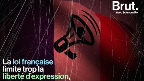 VIDEO. Et si la loi française était trop sévère en matière de liberté d'expression ?