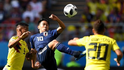 DIRECT. Coupe du monde 2018 : la Colombie, réduite à dix, égalise face au Japon. Suivez le match avec nous