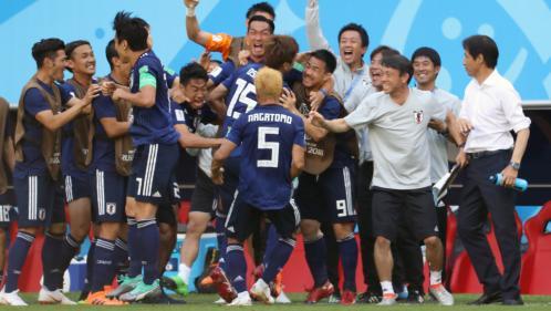 Coupe du monde 2018 : le Japon impérial face à la Colombie
