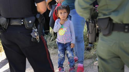 Le monde de Marie. Aux États-Unis, 2000enfants de clandestins arrêtés par la police des frontières ont été séparés de leurs parents