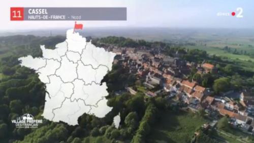 VIDEO. Découvrez Cassel, dans les Hauts-de-France, le nouveau village préféré des Français