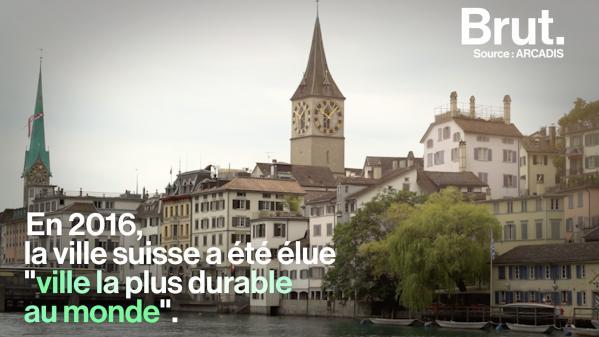 VIDEO. Comment Zurich est devenue la ville modèle en matière d'écologie ?