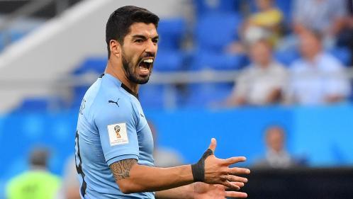 REPLAY. Coupe du monde 2018 : l'Uruguay qualifié pour les 8es de finale, après sa victoire contre l'Arabie saoudite (1-0)