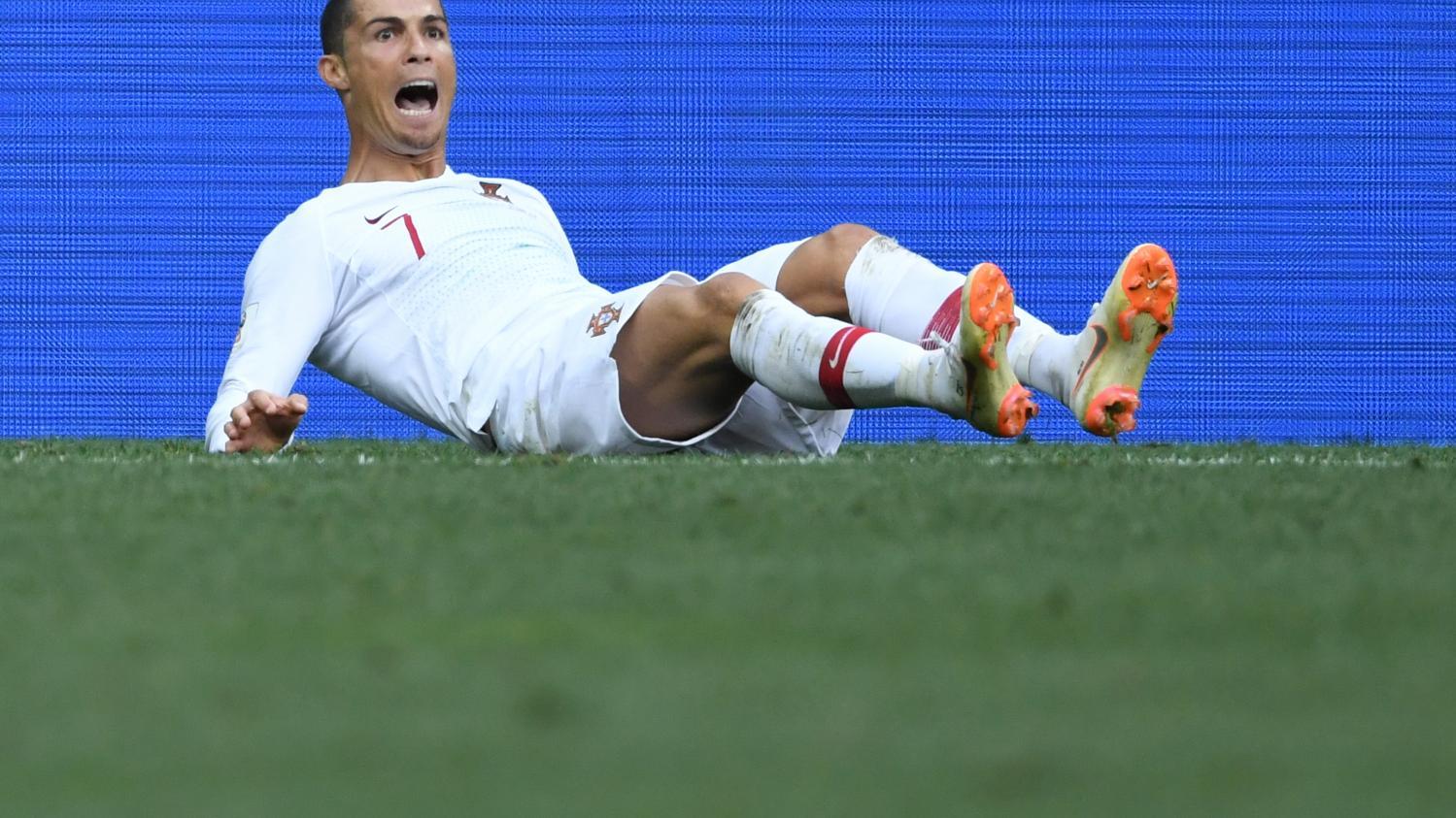 coupe du monde 2018   ronaldo  u00e9limine le maroc  l u0026 39 uruguay