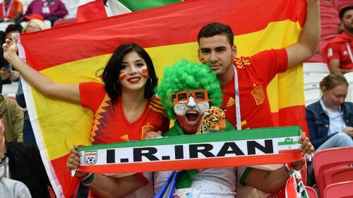 DIRECT. Coupe du monde 2018 : la Roja a fini par percer le mur iranien (1-0). Suivez Iran-Espagne avec nous