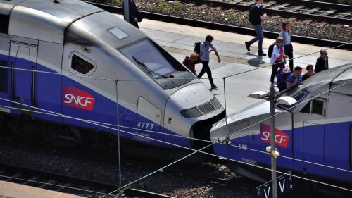 """SNCF : la grève devrait se poursuivre cet été avec """"un calendrier allégé"""", annonce la CGT Cheminots"""