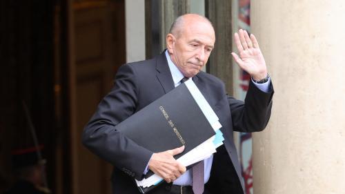 """Gérard Collomb assigné en justice pour """"atteinte à la présomption d'innocence"""" après le placement en détention d'un Irakien pour crime de guerre"""
