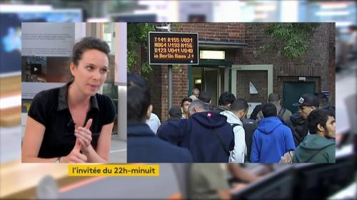"""VIDEO. Joséphine Vuillard : """"la souffrance psychique des exilés est un véritable enjeu de santé publique"""""""
